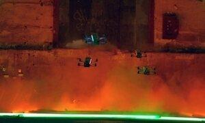 Conheça a 'Fórmula 1 dos ares': a corrida de drones