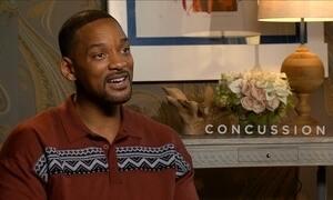 Will Smith luta contra a Liga de futebol americano em novo filme