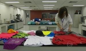 Inmetro testa roupas com proteção ultravioleta contra radiação do sol