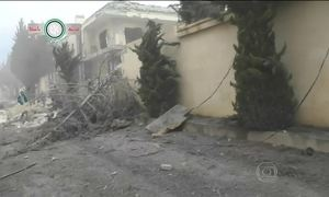 Guerra Civil na Síria provoca fuga em massa dos habitantes de Aleppo