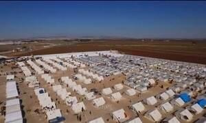 ONU pede que Turquia abra fronteira para milhares de refugiados sírios