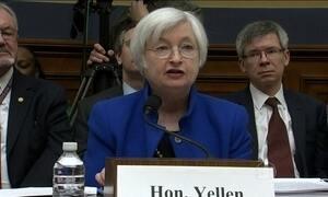 Presidente do Banco Central dos EUA afasta possibilidade subir juros novamente