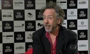 'O Carnaval é como um filme que eu queria ter feito', afirma Tim Burton