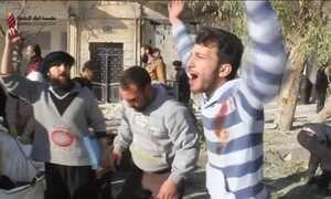 Rússia e EUA negociam cessar-fogo na Síria