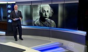 Cientistas ouvem sons do universo e comprovam teorias de Albert Einstein