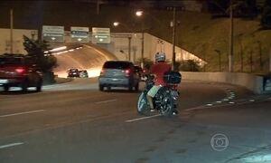 Motoristas embriagados são filmados dirigindo em capitais brasileiras