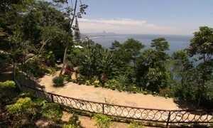 Do lixo ao luxo: em favela do Rio, lixão vira parque com vista para o mar