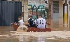 Sorocaba registra 70% da chuva esperada para março