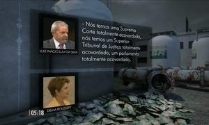 Moro determina fim do sigilo e revela conversas de Lula gravadas pela PF