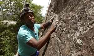 Hoje é dia de Escalar: escalada na rocha