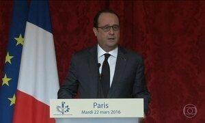 Europa entra em alerta máximo após atentados terroristas na Bélgica