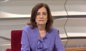 Miriam Leitão comenta corrupção revelada na Odebrecht pela Lava Jato