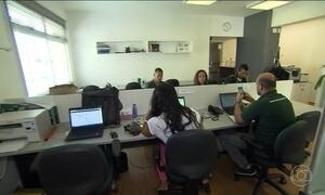 Número de escritórios compartilhados  aumenta nos últimos cinco anos