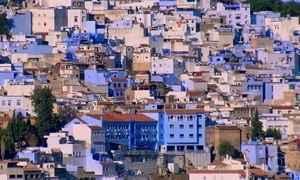 Cidade Azul já foi território proibido para os cristãos