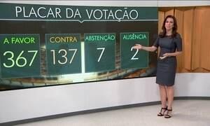 Maiores bancadas votam em peso a favor do impeachment de Dilma