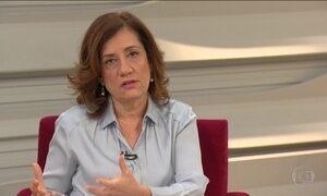 Miriam Leitão explica o que motivou a aprovação do processo contra Dilma