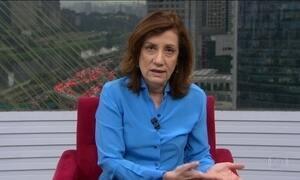 Miriam Leitão comenta a dívida dos estados