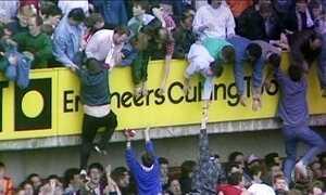 Justiça britânica diz que maior tragédia do futebol não foi acidente