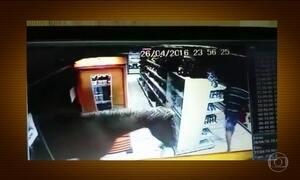 Bandido a cavalo assalta loja de conveniência na Paraíba