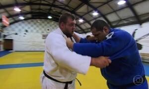Globo Repórter acompanha a dura rotina de dois atletas olímpicos