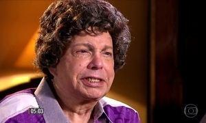 Morre em SP o cantor Cauby Peixoto aos 85 anos