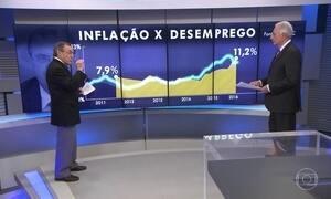 Mais inflação e menos crescimento é resumo da gestão Tombini