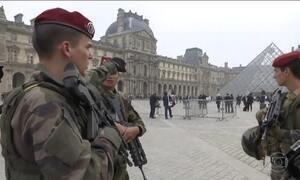 França com segurança reforçada para Eurocopa já prendeu mais de 100