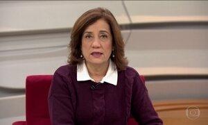 Miriam Leitão comenta esforços do governo para aprovar limite de gastos