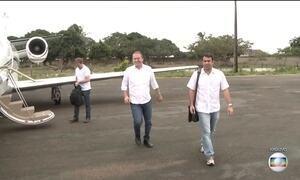 Avião de Eduardo Campos pode estar ligado a suspeitos de lavar dinheiro