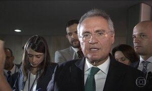 STF analisa movimentação financeira suspeita de Renan Calheiros