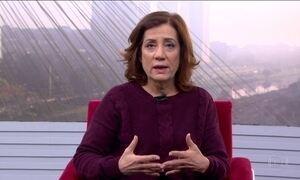 Miriam Leitão analisa comportamento dos mercados globais
