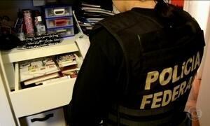 Polícia Federal prende 14 suspeitos de desviar verba da Lei Rouanet