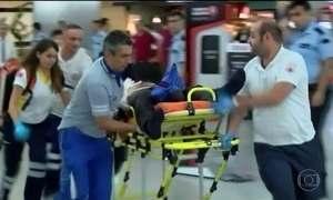 Ataque ao aeroporto de Istambul deixa 36 mortos e mais de cem feridos