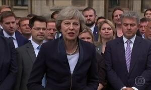 Reino Unido vai voltar a ser comandado por uma mulher