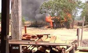 Polícia Federal prende quadrilha no Maranhão