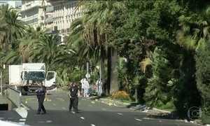 Ataque a Nice deixou 84 mortos e mais de 200 feridos