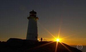 Região do Canadá tem paisagens que parecem cenários de filme