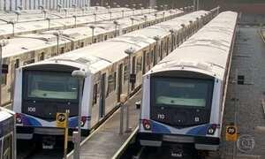 Metrô de São Paulo tem mais falhas com novo sistema digital