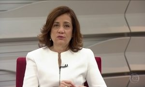 Miriam Leitão comenta mau resultado das contas públicas