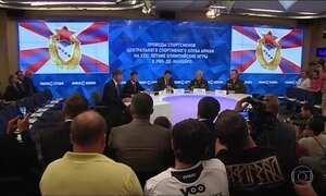 Rússia fica sem cinco atletas da canoagem na Olimpíada