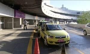 Turistas enfrentam velho problema de transporte ao chegar para Olimpíada