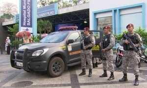 Soldado da Força Nacional baleado na Vila do João tem morte cerebral