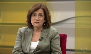 Miriam Leitão comenta programa de renovação da frota de caminhões