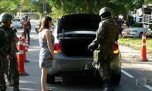 Presença de tropas federais no Rio Grande do Norte é prorrogada