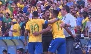 Brasil decide ouro contra Alemanha e tenta dar fim a dois traumas no futebol