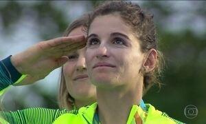 Maioria das medalhas do Brasil vem de atletas militares