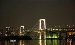 Tóquio sedia a próxima Olimpíada e preparativos estão bem adiantados