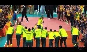 Olimpíada deixa na lembrança imagens que mexeram com a emoção