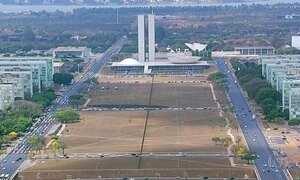 Brasília volta a ter espaço dividido para julgamento do impeachment