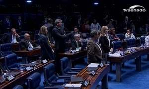 Começa o julgamento de Dilma por crime de responsabilidade fiscal